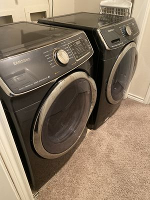 Samsung washer and dryer for Sale in Irving, TX