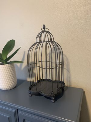 Vintage bird cage for Sale in Vancouver, WA