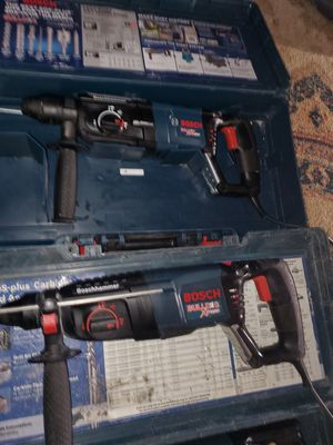 Rotarys hammers Bosh bulldog los 2 por este precio for Sale in Falls Church, VA