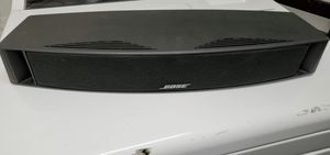 Bose vcs-10 center channel speaker for Sale in Queens, NY