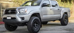 """17"""" Toyota Tacoma Wheels & Tires Package - Includes Leveling Kit - Complete Package Start @ $1499 for Sale in Huntington Beach, CA"""