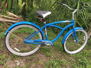 Beach cruiser bicycle $40 rides nice for Sale in Winter Park, FL