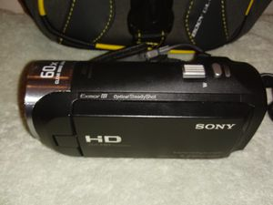 Sony camcorder for Sale in Nashville, TN