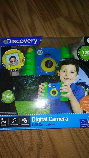 Discovery Digital Camera for Sale in Salem, NH