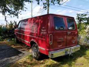 mechanic special 1991 ford 250 econoline v8 5.0L for Sale in Orlando, FL