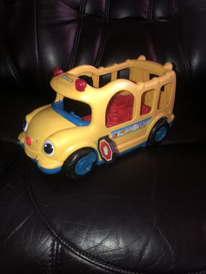 Fisher-Price Little People School Bus with Music Sounds for Sale in Hayward, CA