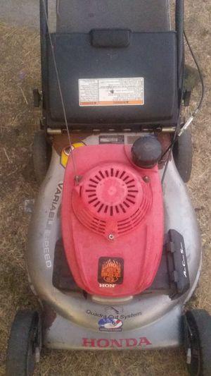 Honda lawn mower make offer for Sale in Manteca, CA