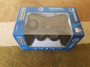 Power A Black PS3 wireless controller for Sale in Los Angeles, CA