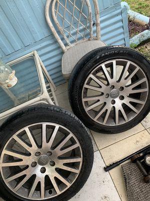 4 Audi Rims 17 for Sale in Fort Lauderdale, FL