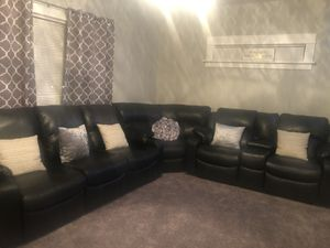 Recliner Sectional for Sale in Everett, WA
