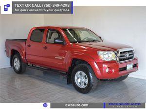 2010 Toyota Tacoma for Sale in Escondido, CA