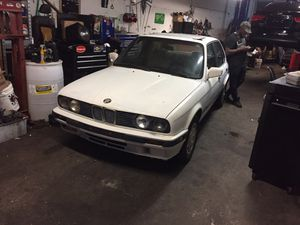 1990 Bmw e30 parts or car for sale for Sale in Plantation, FL