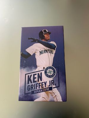 Ken Griffey JR. mariners replica statue for Sale in Seattle, WA
