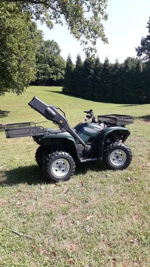 07 Yamaha Grizzly 700 ATV for Sale in Montvale, VA