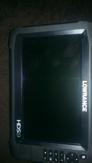 Lowrance Hds9 totalscan transducer gen3 for Sale in Kolin, LA