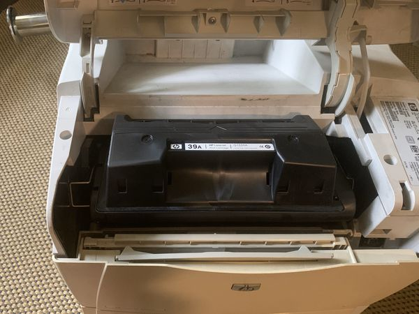 (Free) - HP LaserJet 4300n