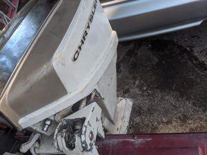 Chrysler boat motor for Sale in Tacoma, WA
