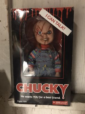 Chucks talking doll for Sale in Dunkirk, NY