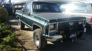 79 chevrolet Scottsdale 10 for Sale in Fresno, CA