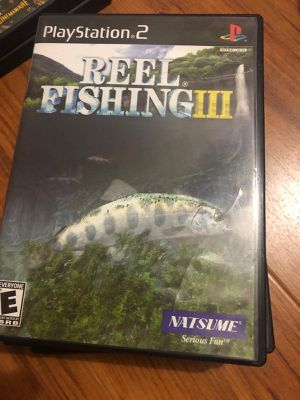 Real fishing ps2 for Sale in Miami, FL