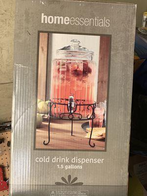 New Cold drink dispenser 1.5 gallon still in the box for Sale in San Jose, CA