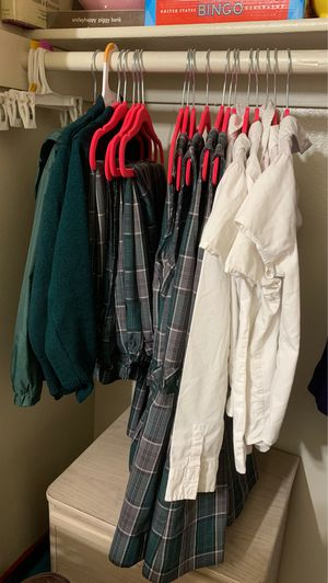 "St Albert's School Uniforms ""FREE"" size 7 for Sale in Compton, CA"