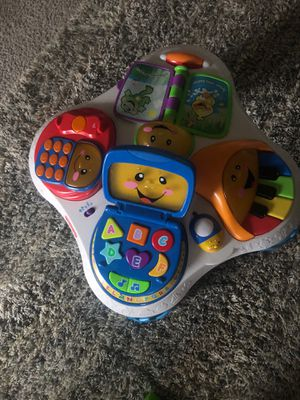 Kids play table and vacuum toy for Sale in Catonsville, MD