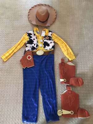 Kids Woody Halloween Costume for Sale in Bothell, WA