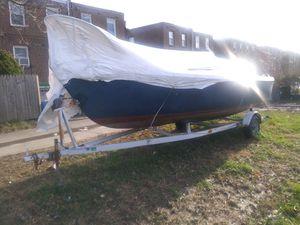 1972 McGregor 24 ft sailboat and trailer for Sale in Philadelphia, PA