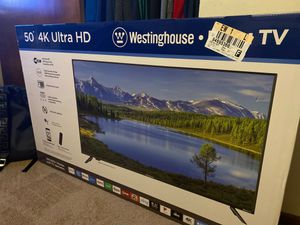 50 inch 4K smart tv for Sale in Columbus, OH