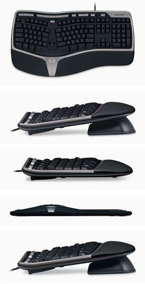 Microsoft Ergonomic Keyboard 4000 [Brand New - Unopened] for Sale in Sacramento, CA