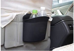 2.0L Car Trash Can Garbage Bin Car Door Storage Stowing Tidying Auto Trash Garbage Container Drink Bottle Holder Car Organizer for Sale in Rancho Cucamonga, CA