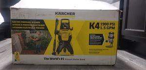 Karcher electric pressure washer 1900 psi for Sale in Acworth, GA