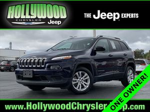 2015 Jeep Cherokee for Sale in Hollywood, FL