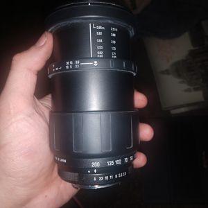 Tamron AF Aspherical 20-200mm for Sale in Salt Lake City, UT