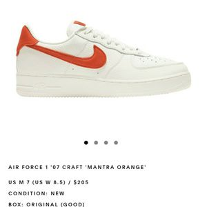 Nike Air Force 1 '07 Craft for Sale in Fort Lauderdale, FL