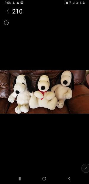 Snoopy for Sale in MONTGMRY, IL