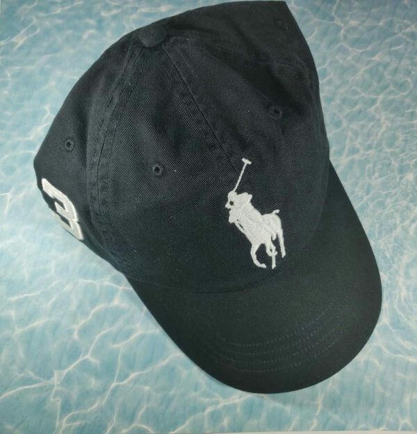 New Polo Big Pony Hat