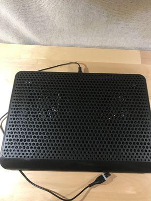 Targus Dual Fan Laptop Chill Mat for Sale in San Antonio, TX