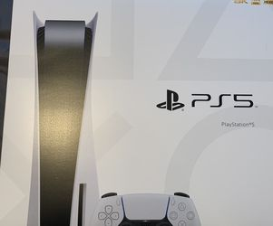 PS5 Disc Console For Sale for Sale in Colma,  CA