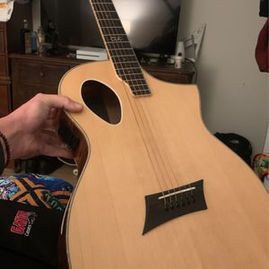 Michael Kelly Acoutic Guitar. Electric Acoustic! Like Brand New! for Sale in Richmond, VA