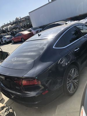 Parting Out! 2016 Audi A7 for parts! for Sale in Rialto, CA