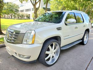 2007 Cadillac Escalade for Sale in Houston, TX