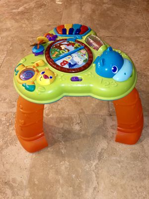 Baby Stand Up Activity Table for Sale in Gilbert, AZ