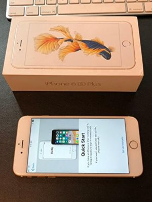NEW IN BOX APPLE iPHONE 6S PLUS + VERIZON AT&T T-MOBILE CRICKET METRO for Sale in Fresno, CA