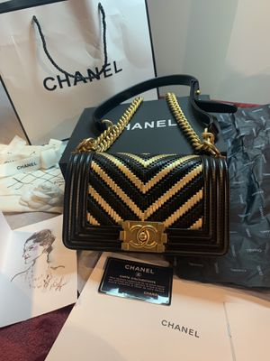 Chanel boy small bag for Sale in Brooklyn, NY