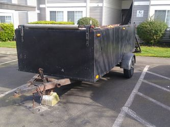 6 X 14 Trailer for Sale in University Place,  WA