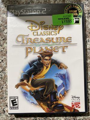Treasure Planet (PS2) for Sale in Las Vegas, NV