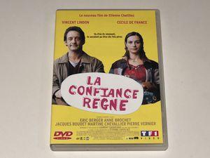 La confiance règne DVD — Only French Sound — Region 2 for Sale in Los Gatos, CA