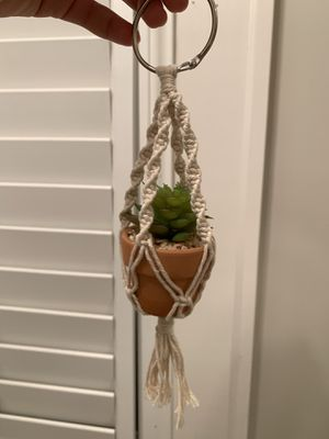 fake hanging succulent plant for Sale in Tampa, FL